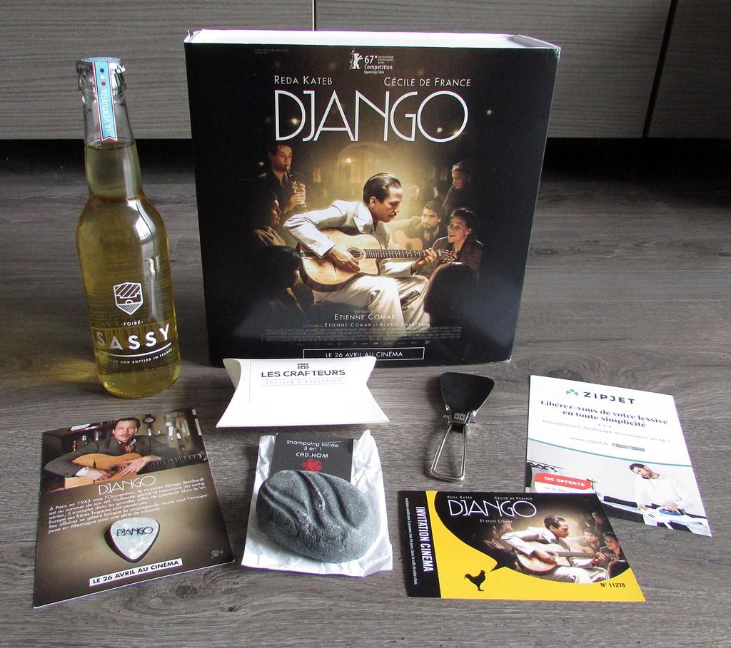 dandybox dbxdjango contenu