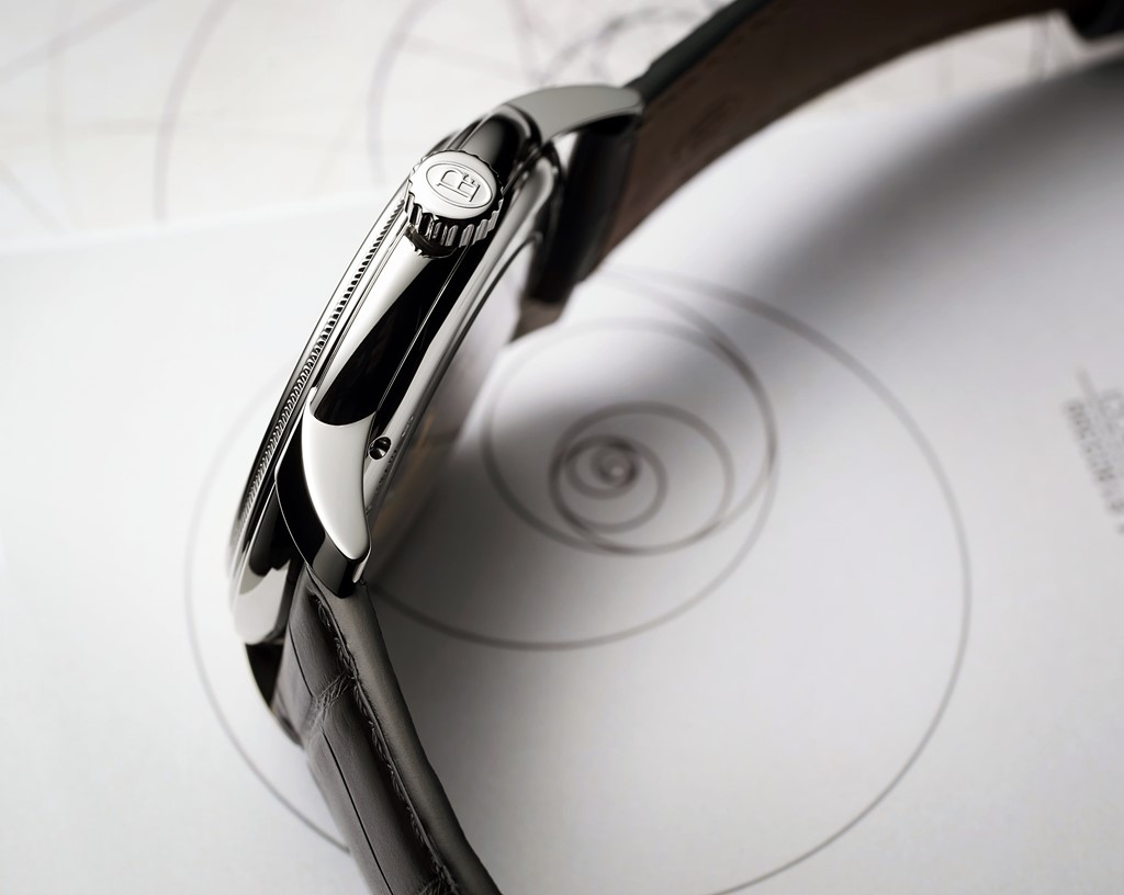 toric chronometre detail profil