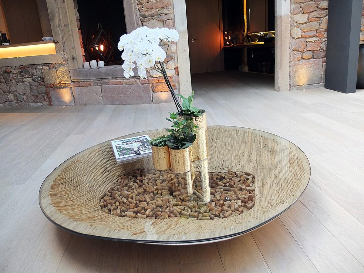 5 terres table liege
