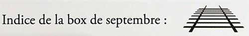 indice septembre la box homme