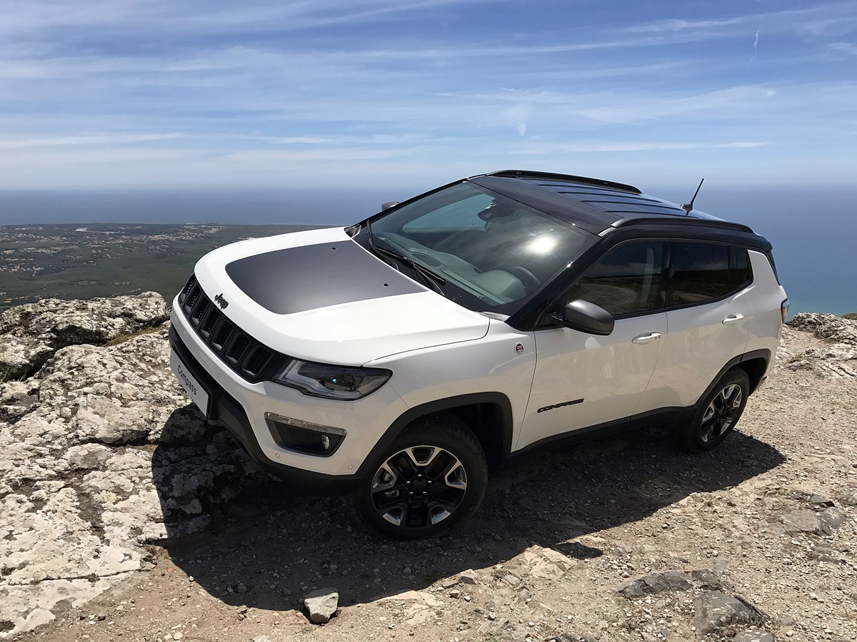 jeep compass trailhawk sintra