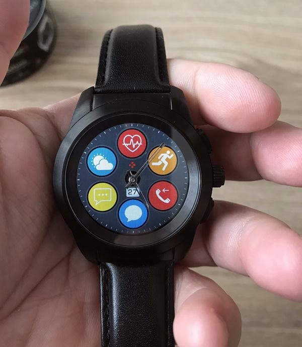 My Kronoz Ze Time interface option