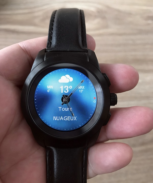 My Kronoz Ze Time prevision meteo