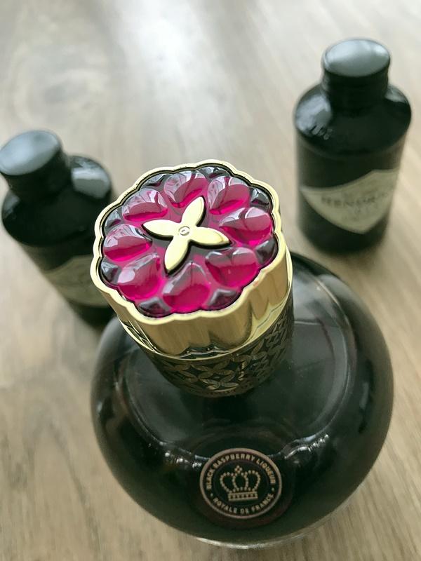 nycb bouchon chambord liqueur royale