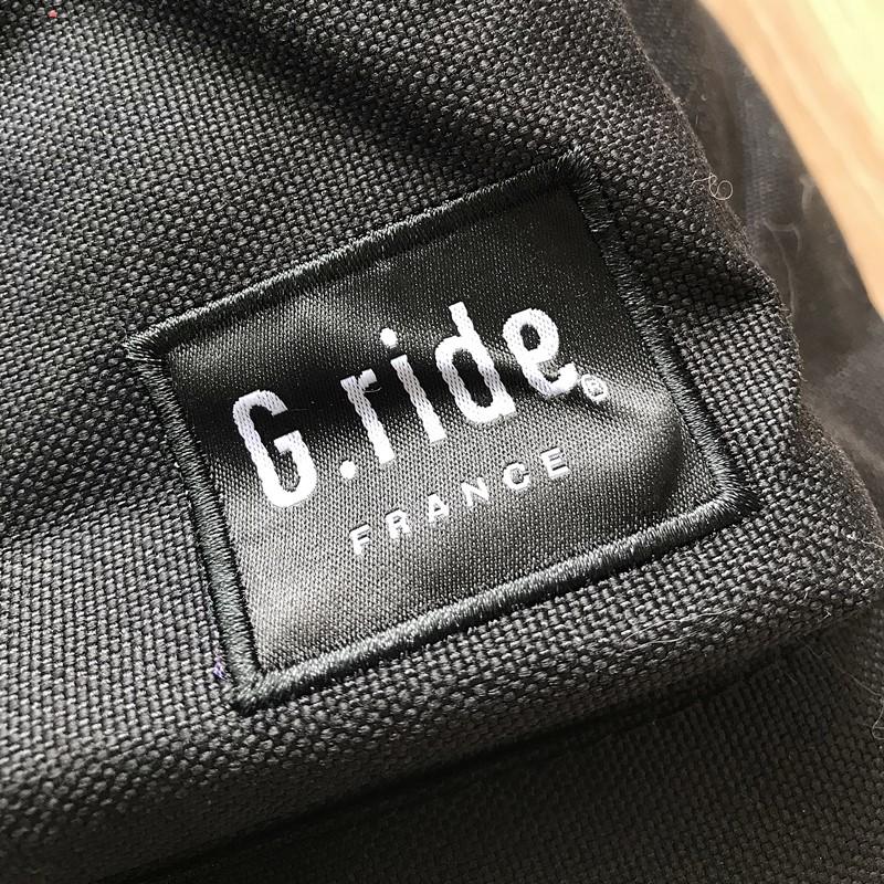 etiquette g.ride