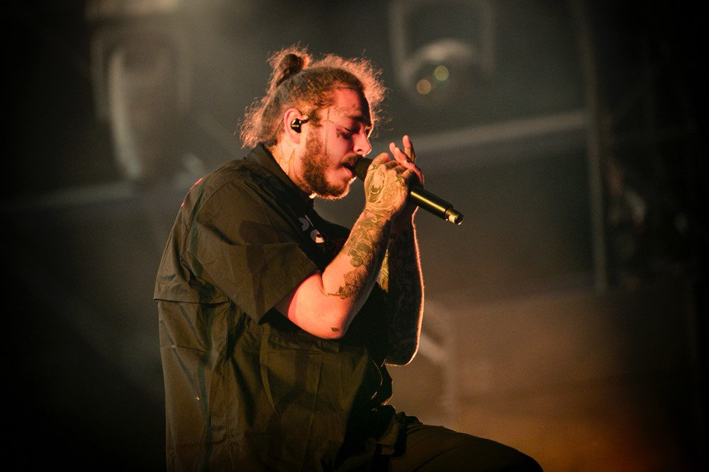 POST MALONE © Christophe Crenel