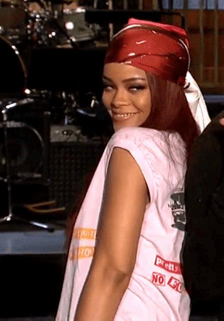 Rihanna Bandana : rihanna, bandana, Rihanna, Breezy, Bandana, BreezyBandana, Discover, Share