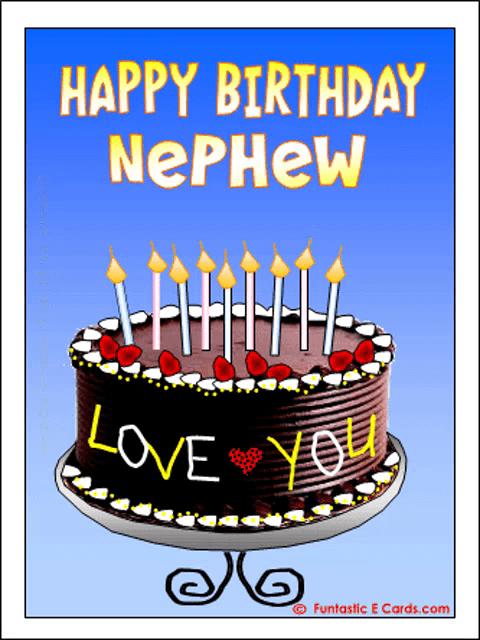 Happy Birthday Nephew Animated : happy, birthday, nephew, animated, Happy, Birthday, Nephew, Tenor