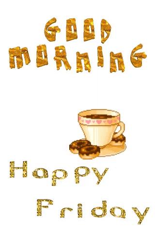 Good Morning Tgif Images : morning, images, Morning, Tenor