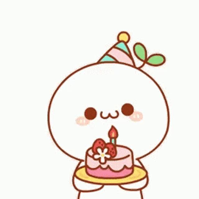 Cute Anime Happy Birthday Gifs Tenor
