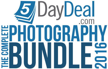 Almost Gone: The Complete Photography Bundle 2016 for $  97.00 (Reg. $  2,729.85)
