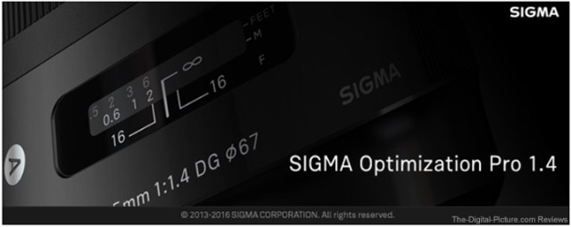 SIGMA Optimization Pro 1.4.1 for Windows Now Available