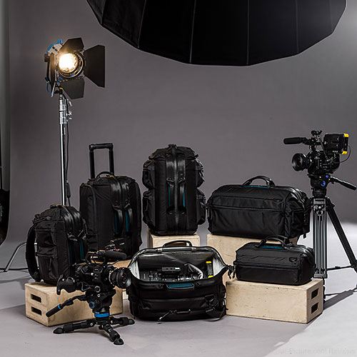 Classic Style Takes Center Stage with the New Cineluxe Video Bag Collection