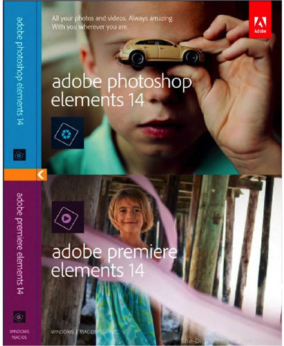 Amazon Gold Box Deal: Adobe Photoshop Elements & Premiere Elements 14 - $  65.99 (Reg. $  149.00)