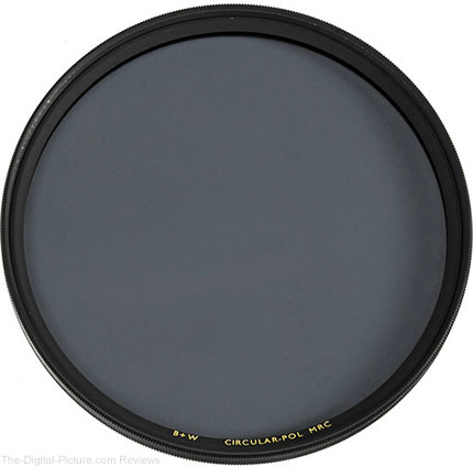 B+W 77mm Circular Polarizer Multi Coated Glass Filter - $  64.95 Shipped (Reg. $  79.95)