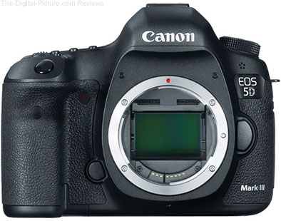 Still Live: Canon EOS 5D Mark III - $  1,899.00 Shipped (Compare at $  2,499.00)
