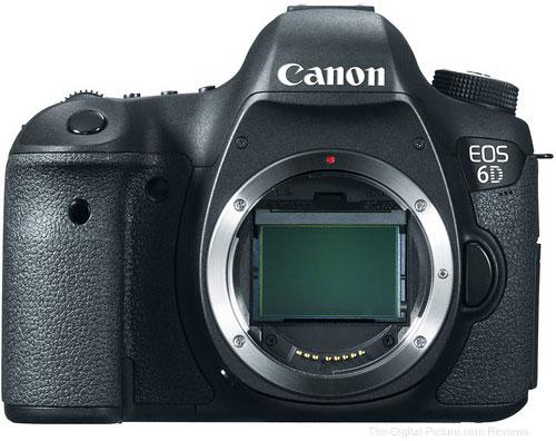 Canon EOS 6D + 12 Months Adobe Photography Plan
