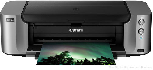 Canon PIXMA PRO-100 Professional Inkjet Printer - $  49.00 Shipped AR (Compare at $  129.99 AR)