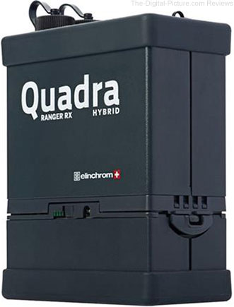 Elinchrom Ranger Quadra Hybrid with Lead Acid Battery - $  799.00 Shipped (Compare at $  1,389.99)