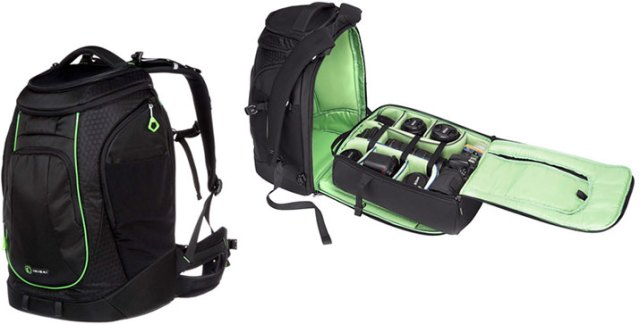 Ikigai Large Rival Backpack with Camera Cell - $  129.99 Shipped (Reg. $  299.99)