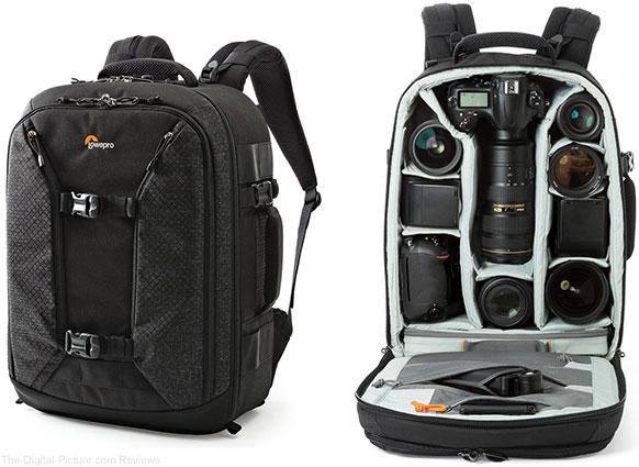 Lowepro Pro Runner BP 450 AW II Camera Backpack - $  149.95 Shipped (Reg. $  249.95)