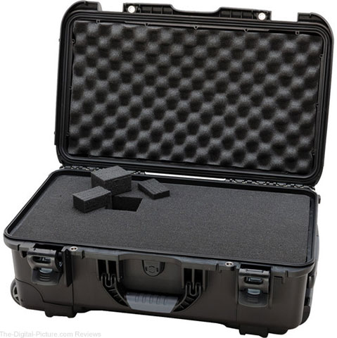 Nanuk Protective 935 Case with Foam (Black)