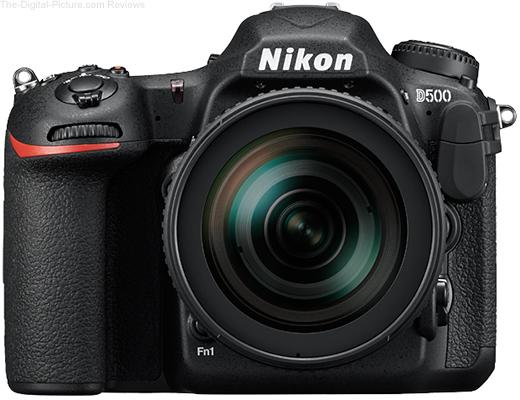 Nikon D500 Shipments Delayed Until April