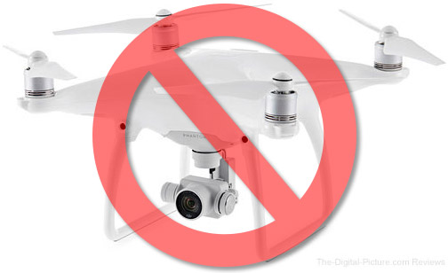 Sweden Bans Camera Drones in Public Places for Violating Surveillance Laws
