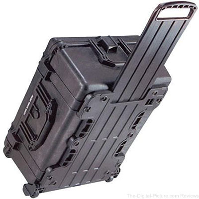 Pelican 1610 Watertight Hard Case with Dividers and Wheels - $  199.95 Shipped (Reg. $  249.95)