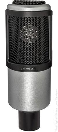 Polsen PCR-65 Cardioid Condenser Microphone