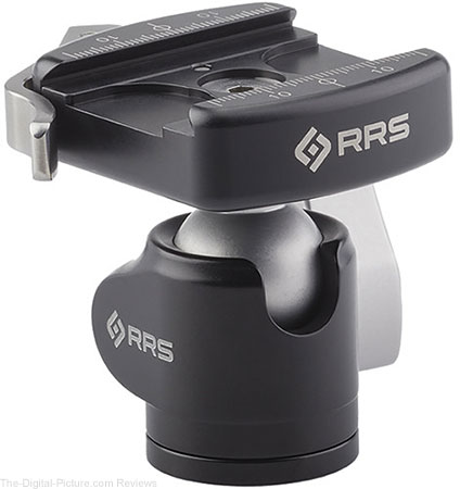 Really Right Stuff BH-25 Ball Head with Lever-Release Clamp