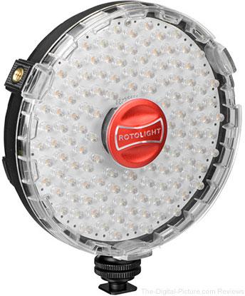 Rotolight NEO On-Camera LED Light - $  259.95 Shipped (Reg. $  399.95)