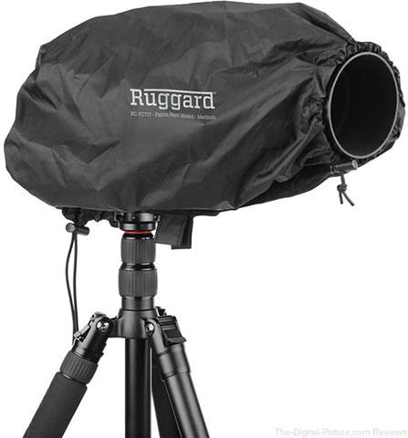 "Ruggard Fabric Rain Shield Medium (17"")"
