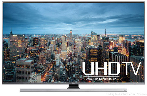 "Samsung JU7100 Series 65"" Class 4K Smart LED TV - $  1,199.00 Shipped (Reg. $  2,999.00)"