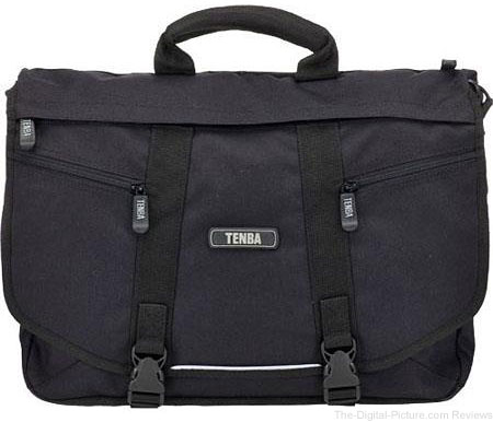 Tenba Messenger Large Photo/Laptop Bag (Black) - $  44.95 Shipped (Reg. $  109.95)
