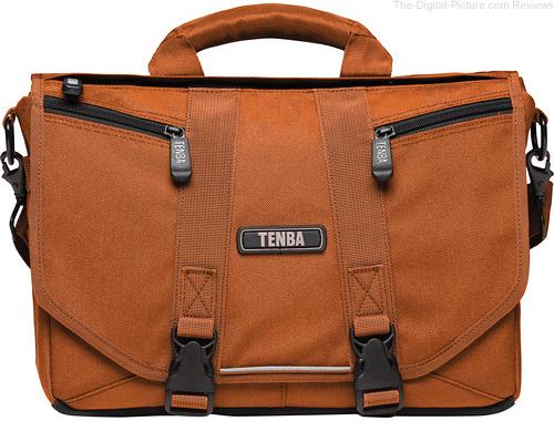 Tenba Photo/Laptop Messenger Bag (Mini, Burnt Orange) - $  39.95 Shipped (Reg. $  93.95)