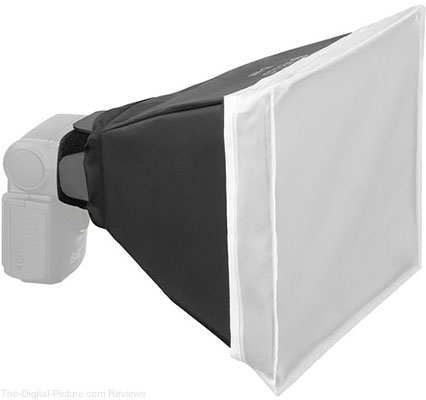 "Vello FlexFrame Softbox for Portable Flash (8 x 12"") - $  24.95 Shipped (Reg. $  44.95)"