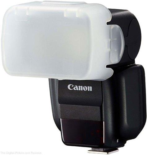 Canon Speedlite 430EX III-RT Diffuser