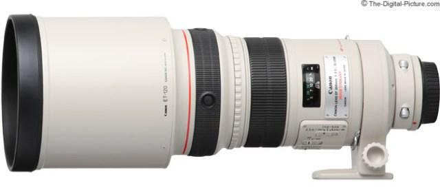 Canon EF 300mm f/2.8L IS USM Lens
