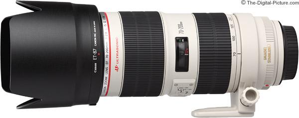 Hot Deal: Canon EF 70-200mm f/2.8L IS II USM Lens + PIXMA PRO-100 Bundle - $  1,649.00 Shipped AR (Reg. $  2,099.00)