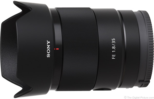 Sony FE 35mm f/1.8 Lens Review