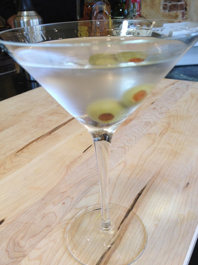Dirty Martini Recipe Vodka | The Brown Lounge