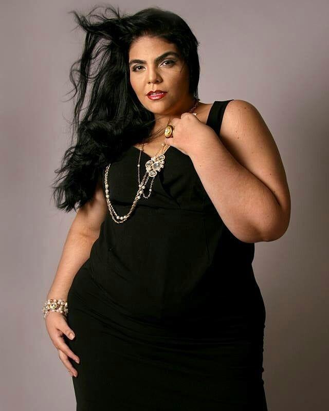 Latina Plus Size Pioneers: Jennifer Barretto Leyva