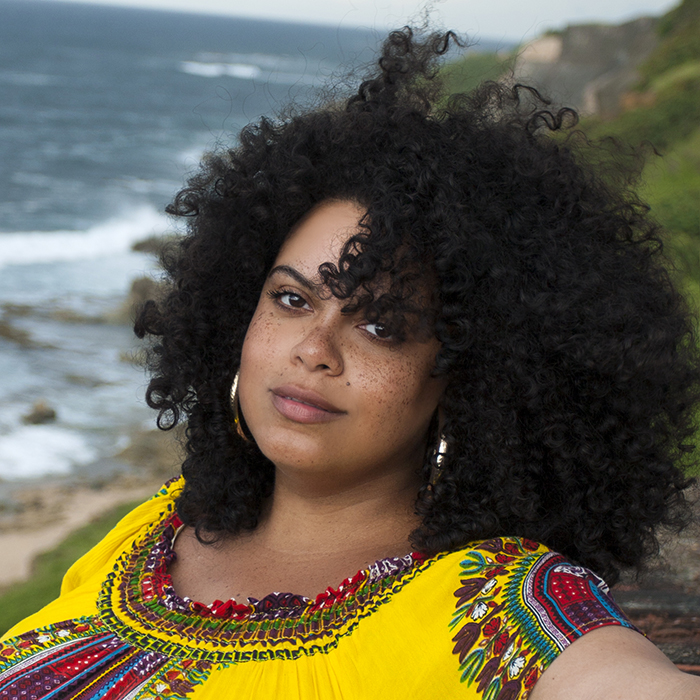 Latina Plus Size Pioneers- Nikki Gomez
