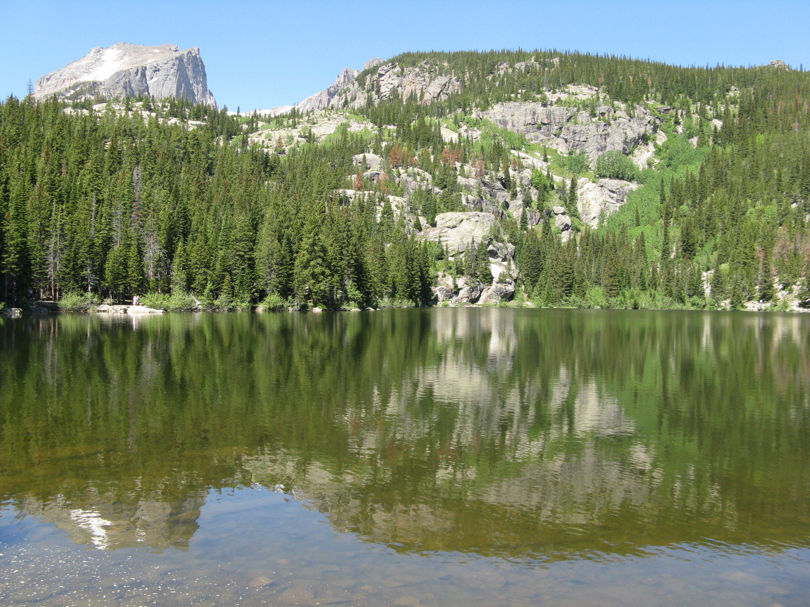 7 Shortest Lake Hikes In Rocky Mountain National Park