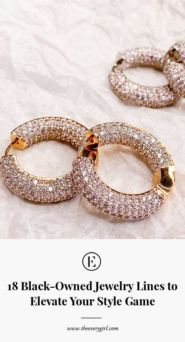 Where To Sell Gold Jewelry For Best Price Near Me : where, jewelry, price, Black-Owned, Jewelry, Brands, Style, Everygirl