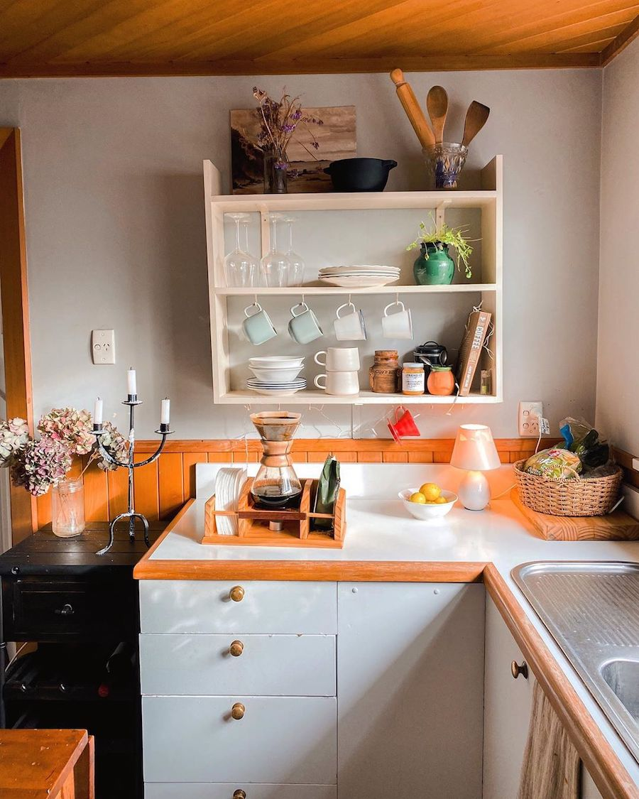 How To Spruce Up A Rental Kitchen For Under 200 The Everygirl