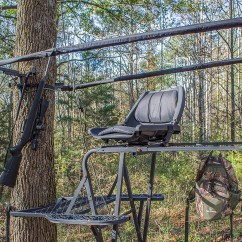 Swivel Chair Tree Stand Cover Express 10 Best Stands Reviewed And Rated In 2019 Thegearhunt