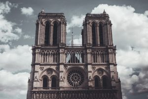 Why We Had been Undone by the Notre-Dame Fireplace