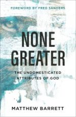 Cover of None Greater